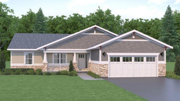 Elderberry Home Floor Plan