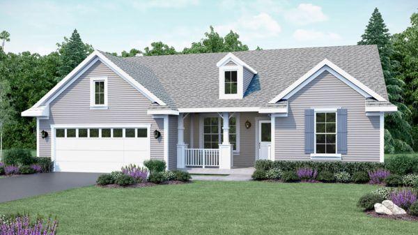 Teton Home Floor Plan