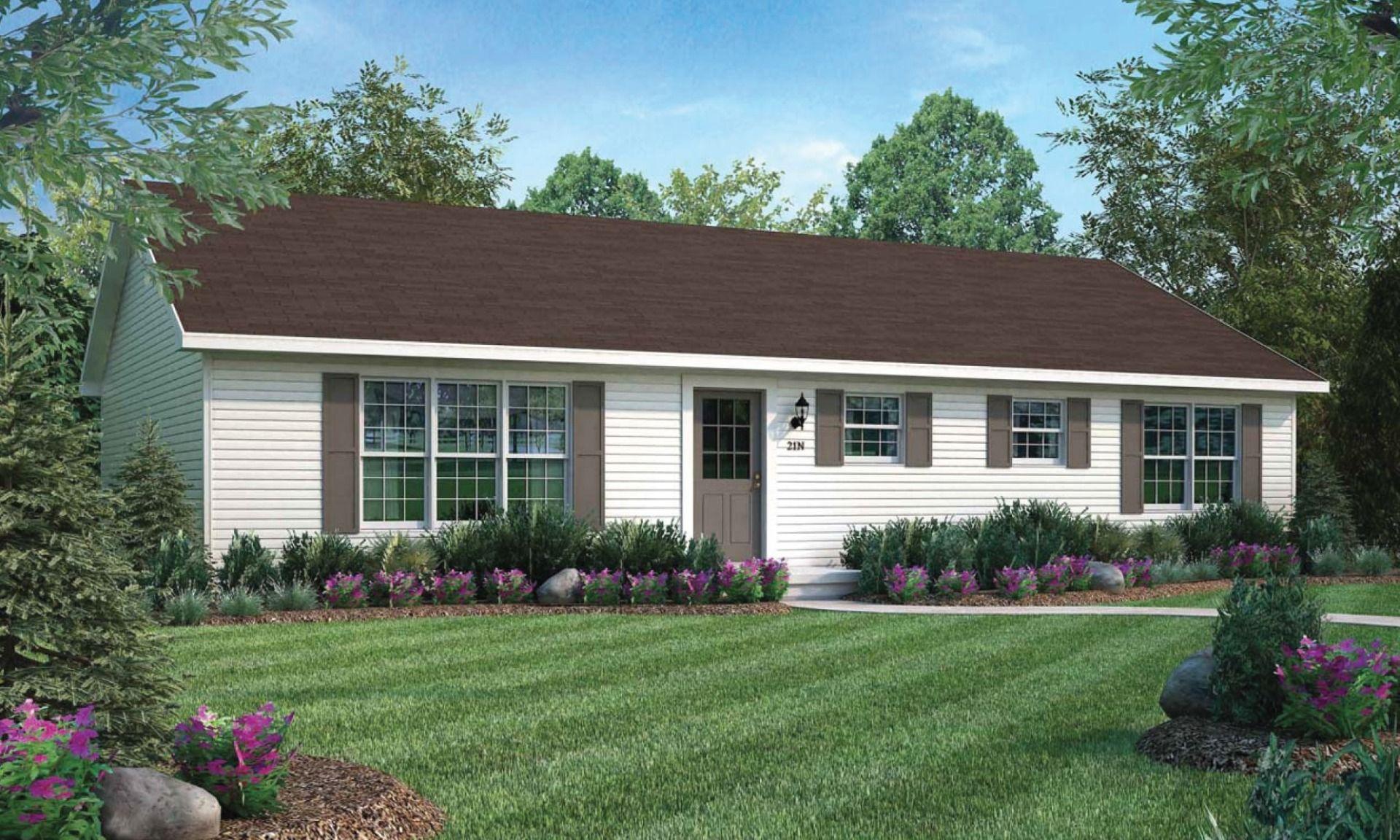 Covington Home Floor Plan