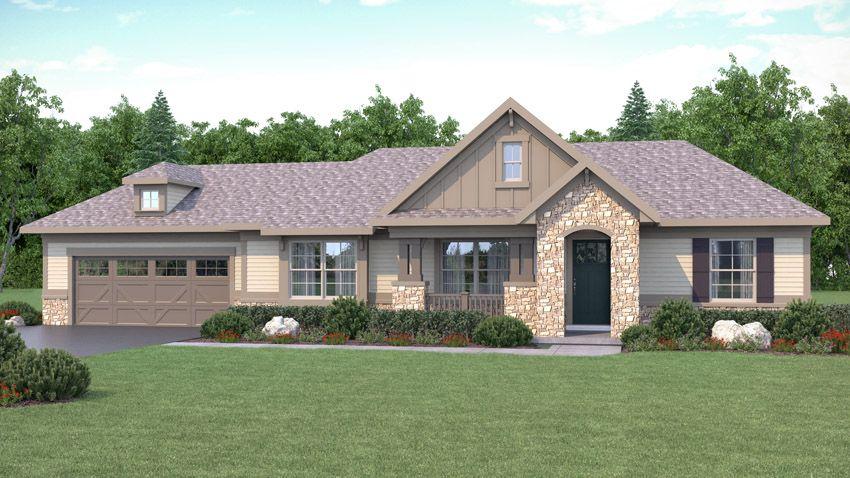 Hemlock Home Floor Plan