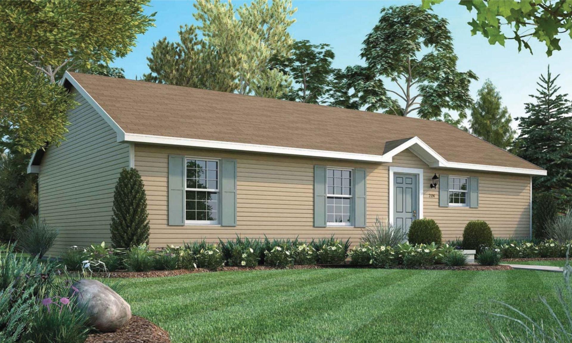 Mendon Home Floor Plan