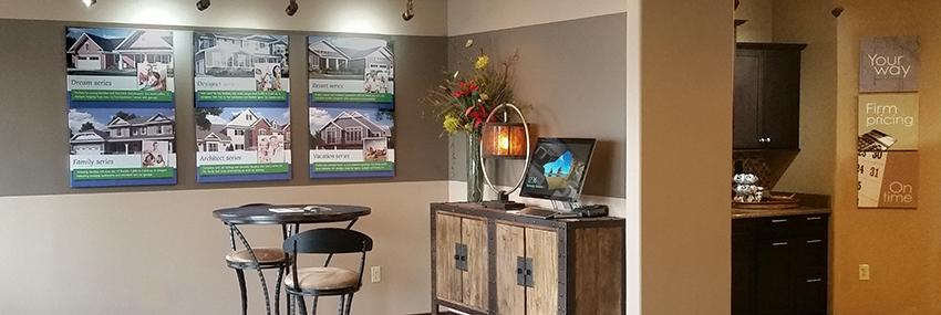 North Aurora Custom Home Design Studio