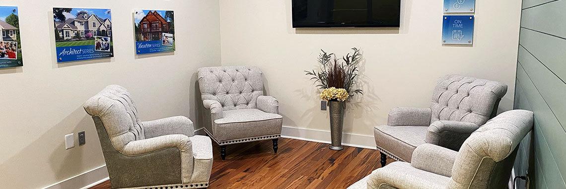 Smithville Custom Home Design Studio