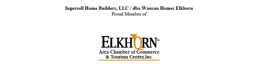 Elkhorn Chamber Badge